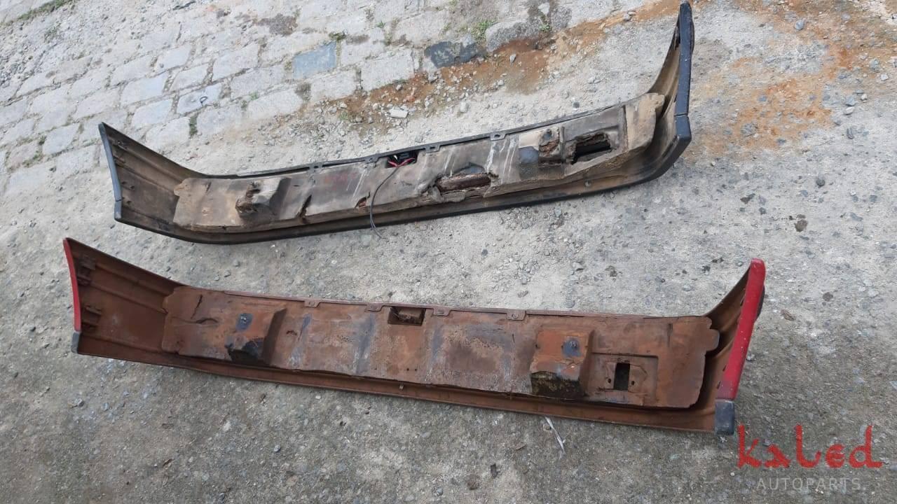 Parachoque traseiro gm Kadett GSi - Kaled Auto Parts