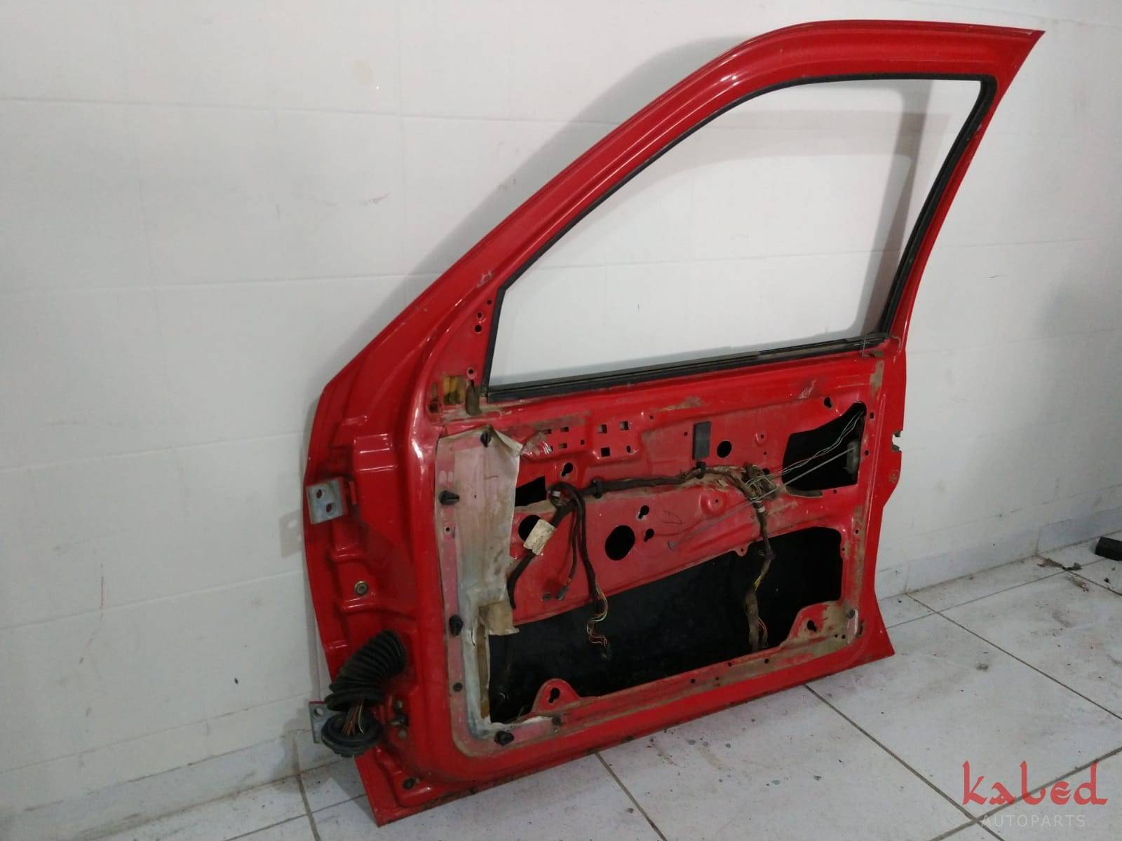 Porta dianteira direita Golf 4 portas 93 a 98 - Kaled Auto Parts