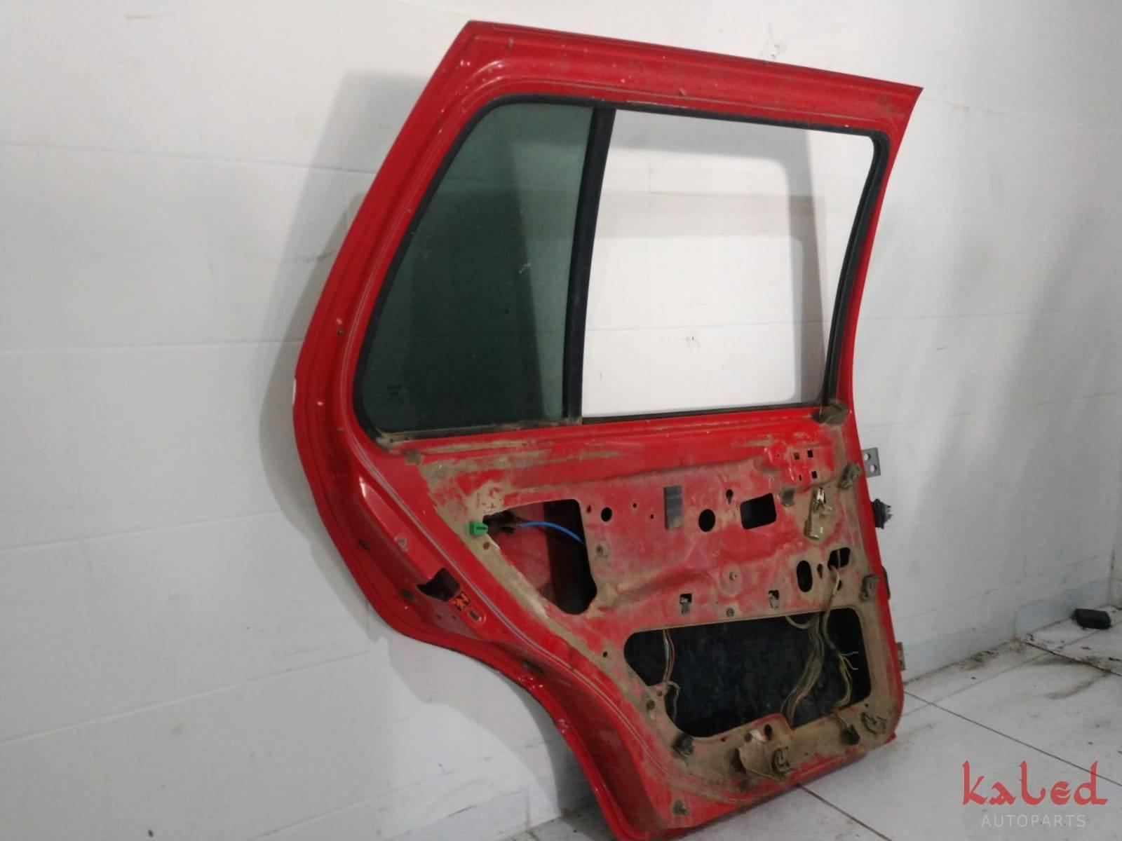 Porta traseira esquerda Golf 4 portas 93 a 98 - Kaled Auto Parts