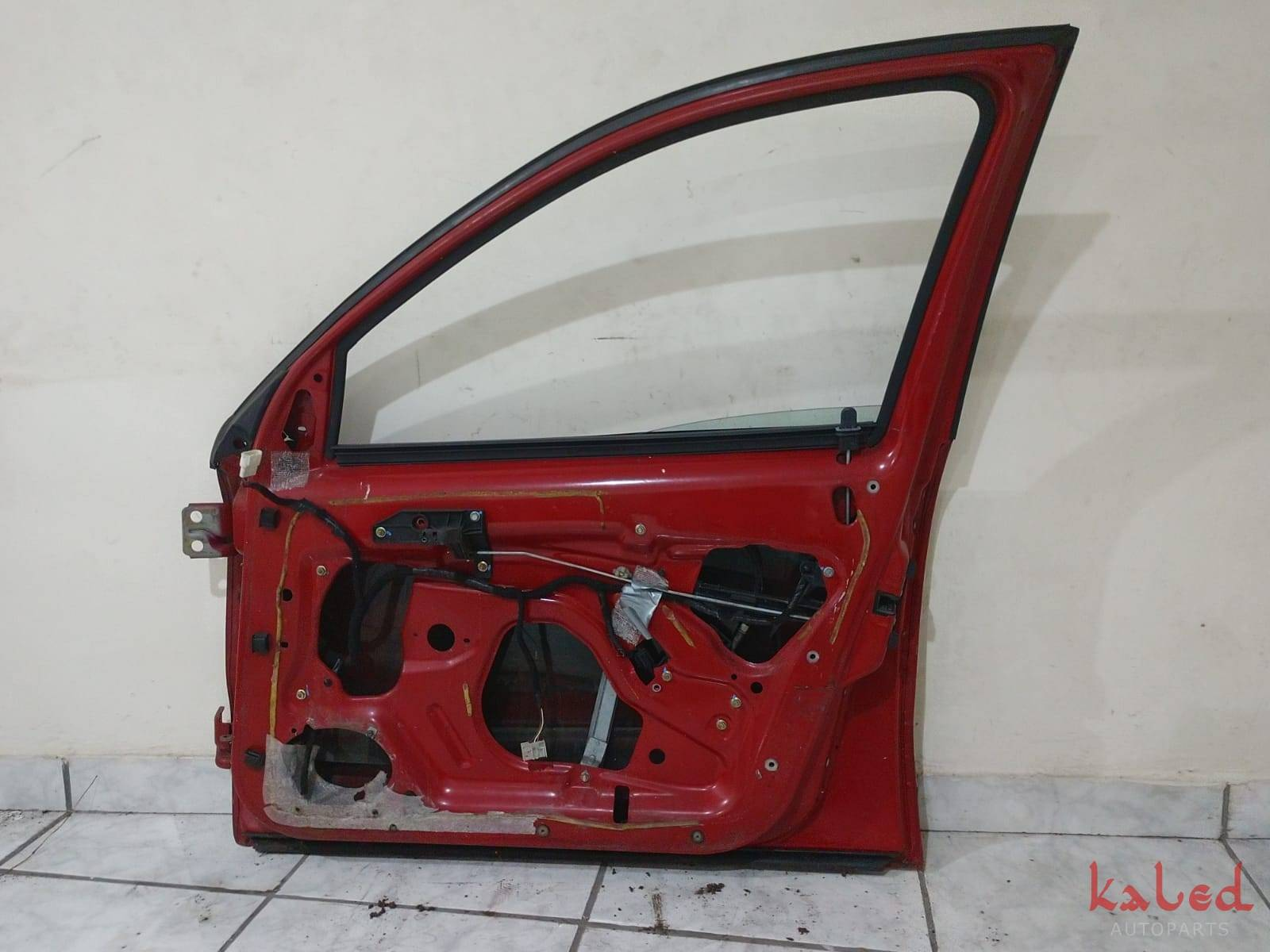 Porta dianteira direita Fiat Marea - Kaled Auto Parts
