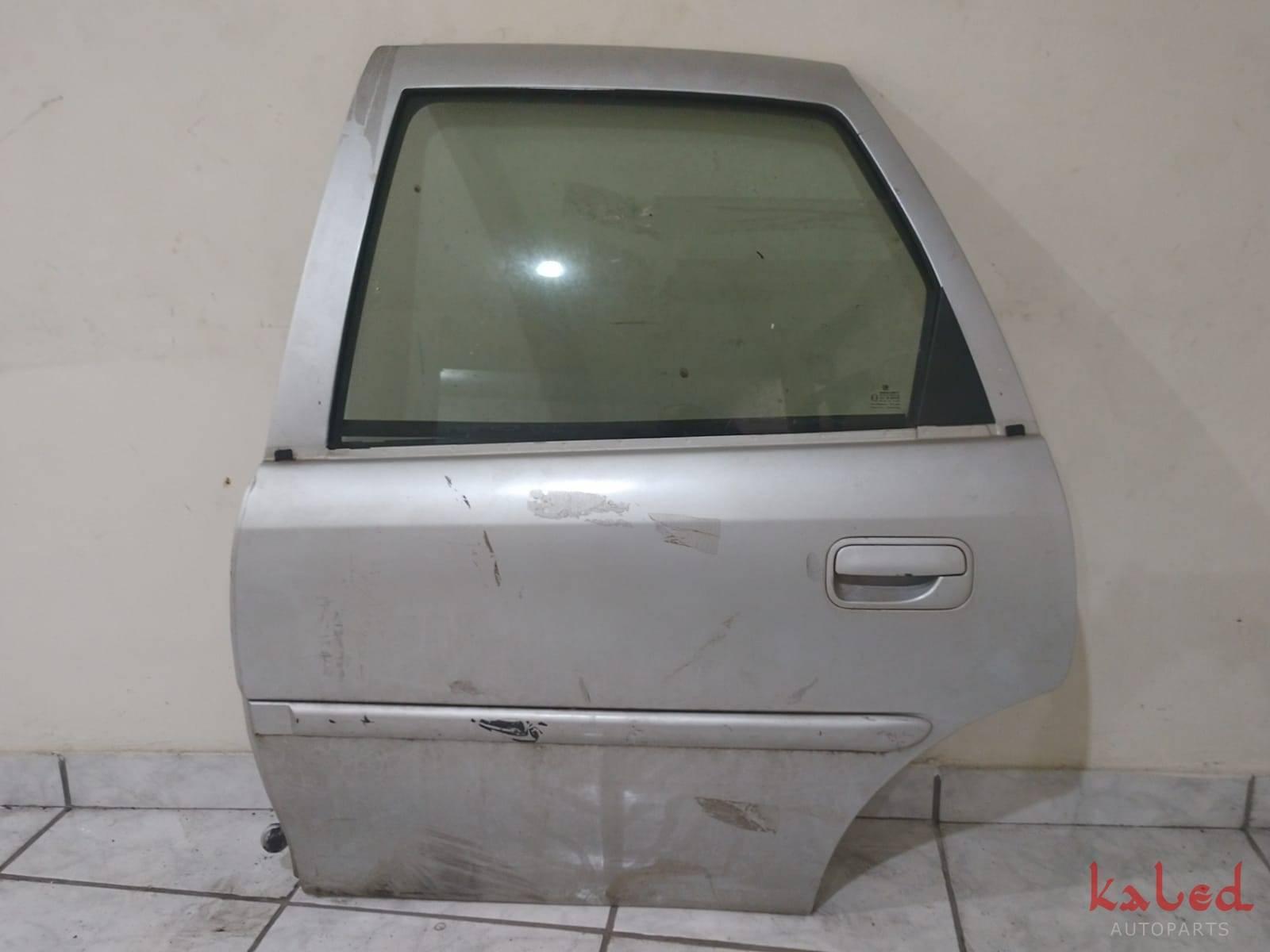 Porta traseira esquerda Chevrolet Vectra 96 a 05 - Kaled Auto Parts