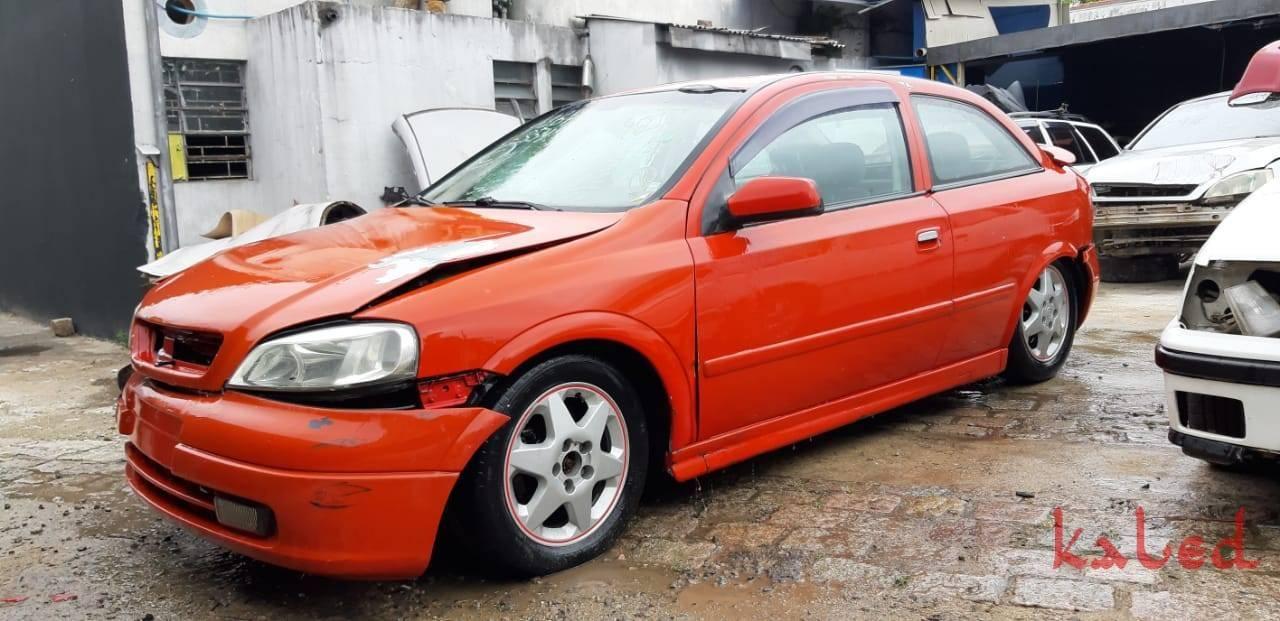 Gm Astra GLS2.0 16v 1999 sucata para venda de peças - Kaled Auto Parts