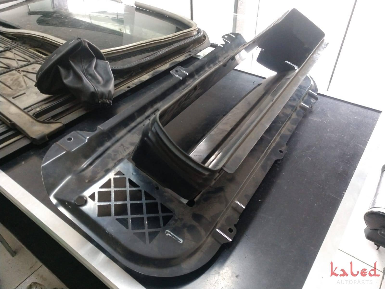 Splitter Intercooler Subaru Forester 2.0 turbo 06 a 08 - Kaled Auto Parts