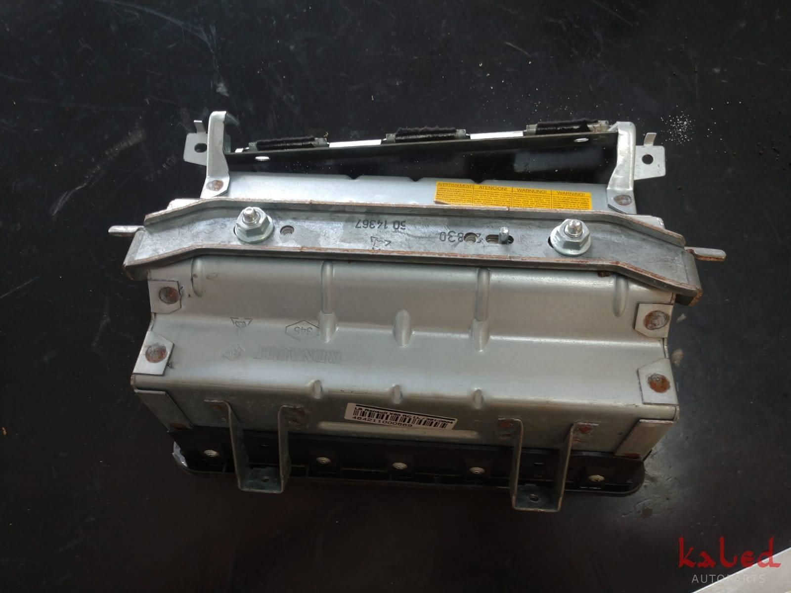 Air bag passageiro Renault Clio 1999/2006 - Kaled Auto Parts