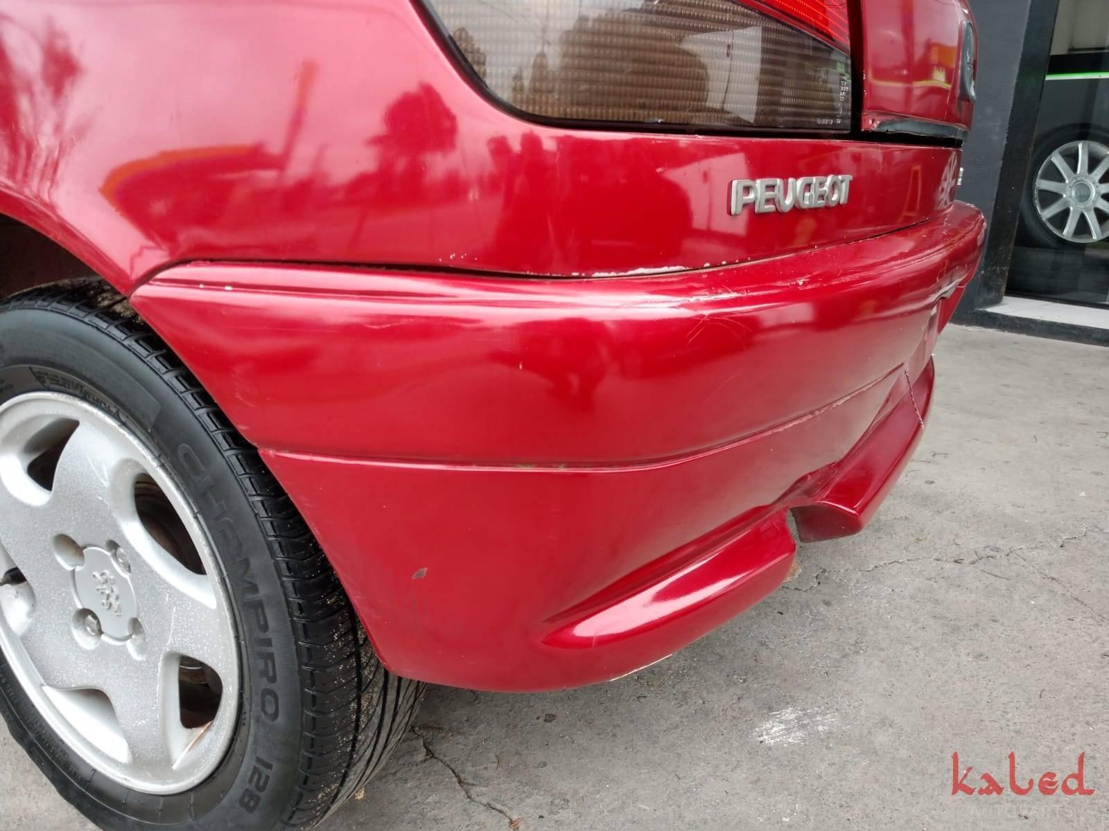 Parachoque traseiro Peugeot 306 Rallye  - Kaled Auto Parts