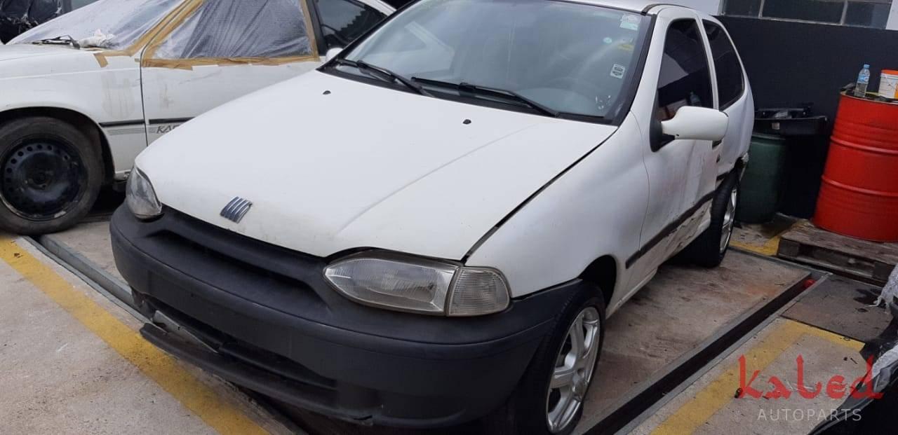 Fiat Palio ex 1.0 ano 99 sucata para venda de peças - Kaled Auto Parts