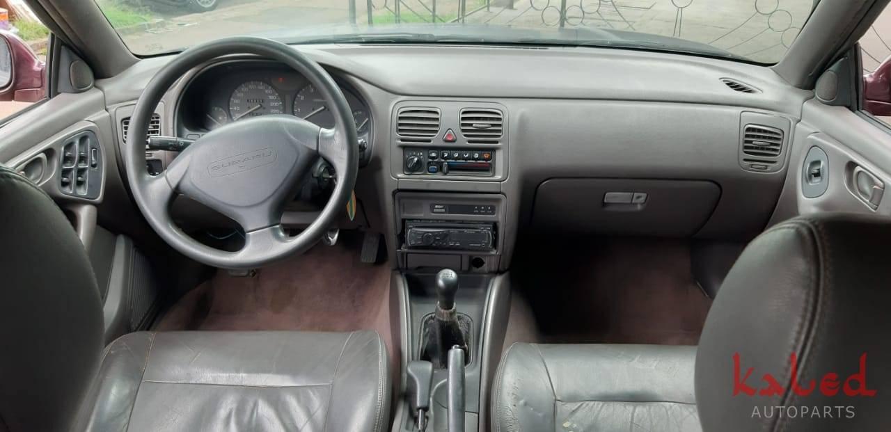 Sucata Subaru Legacy GX 2.2 4x4 manual venda de peças - Kaled Auto Parts