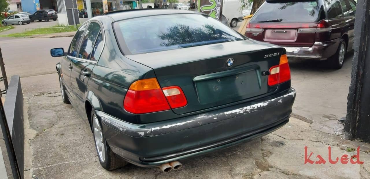 Sucata BMW 328i E46 1999 venda de peças - Kaled Auto Parts