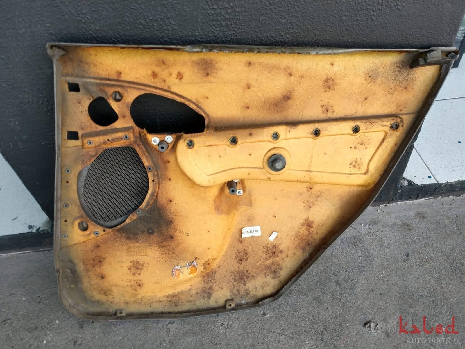 Forro de porta traseiro esquerdo Ford Focus 01/08 Ghia - Kaled Auto Parts