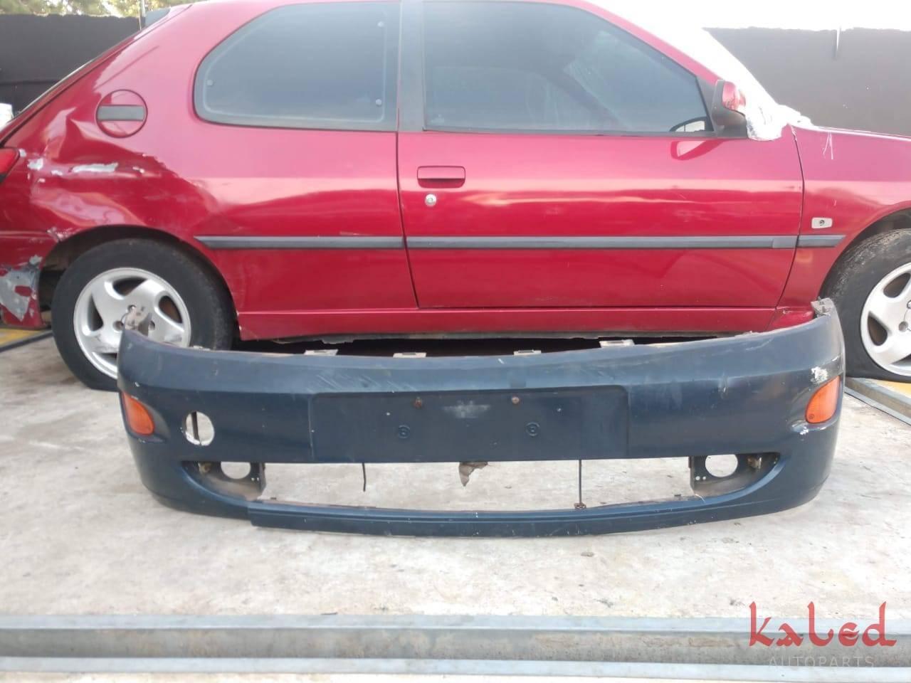 Parachoque dianteiro Ford Focus 1998/2003  - Kaled Auto Parts