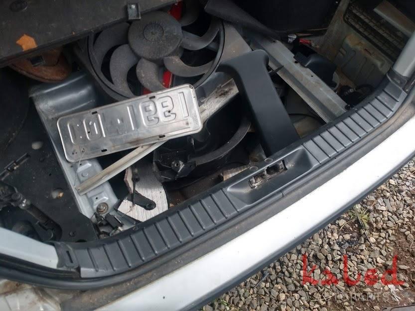 Soleira acabamento porta malas BMW E36 Touring - Kaled Auto Parts