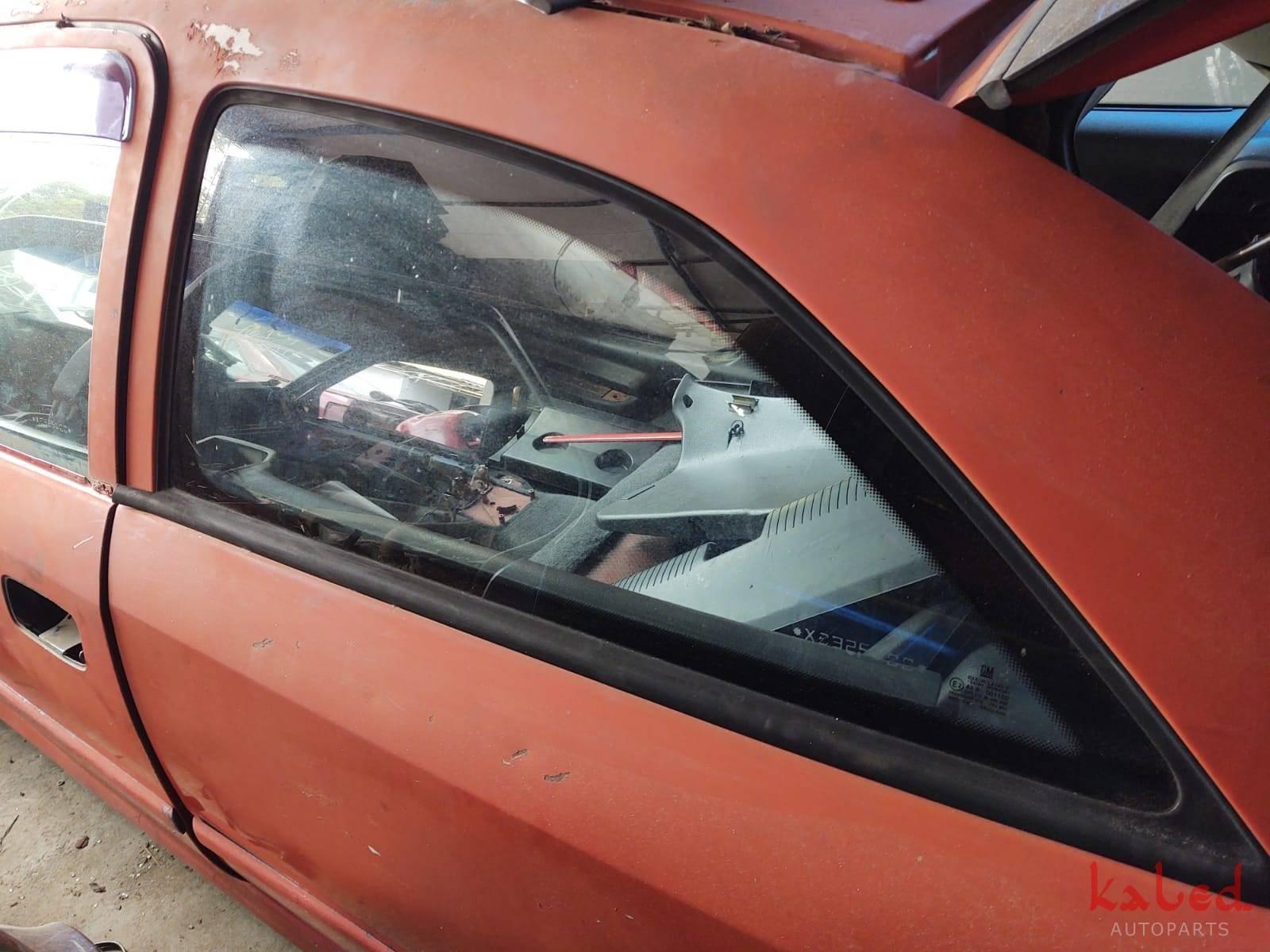 Vidro traseiro esquerdo original GM Astra 2 portas - Kaled Auto Parts