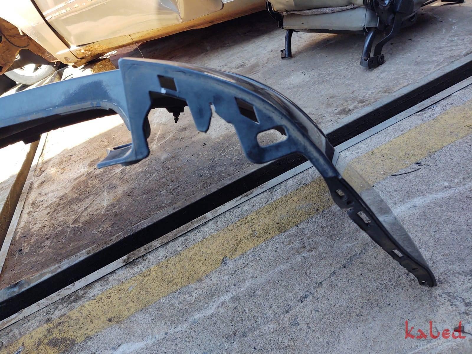 Parachoque traseiro Citroen C4 VTR   - Kaled Auto Parts