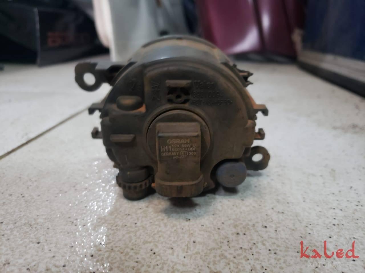 Farol de neblina Citroen C4 original Valeo   - Kaled Auto Parts