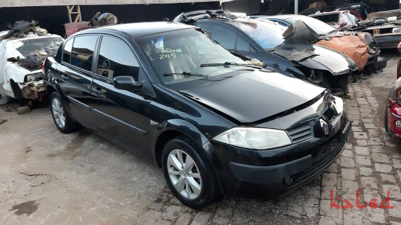 Sucata Renault Megane 1.6 16v Sedan Expression - Kaled Auto Parts