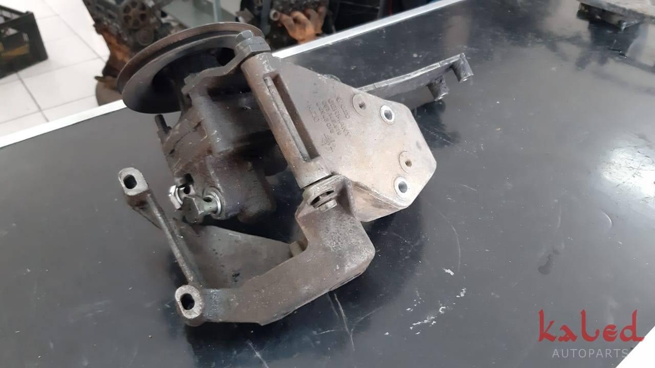 Bomba de direção hidráulica com suporte Audi 80 Vw Santana Gol quadrado - Kaled Auto Parts