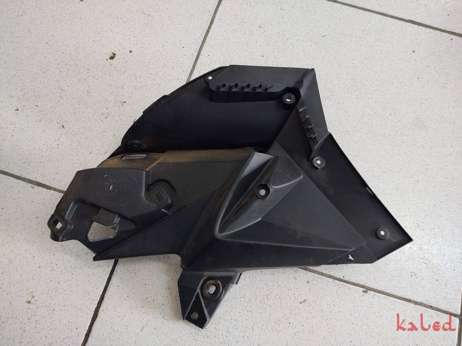 Suporte da carenagem tanque L. direito Nova Twister CB250F - Kaled Auto Parts
