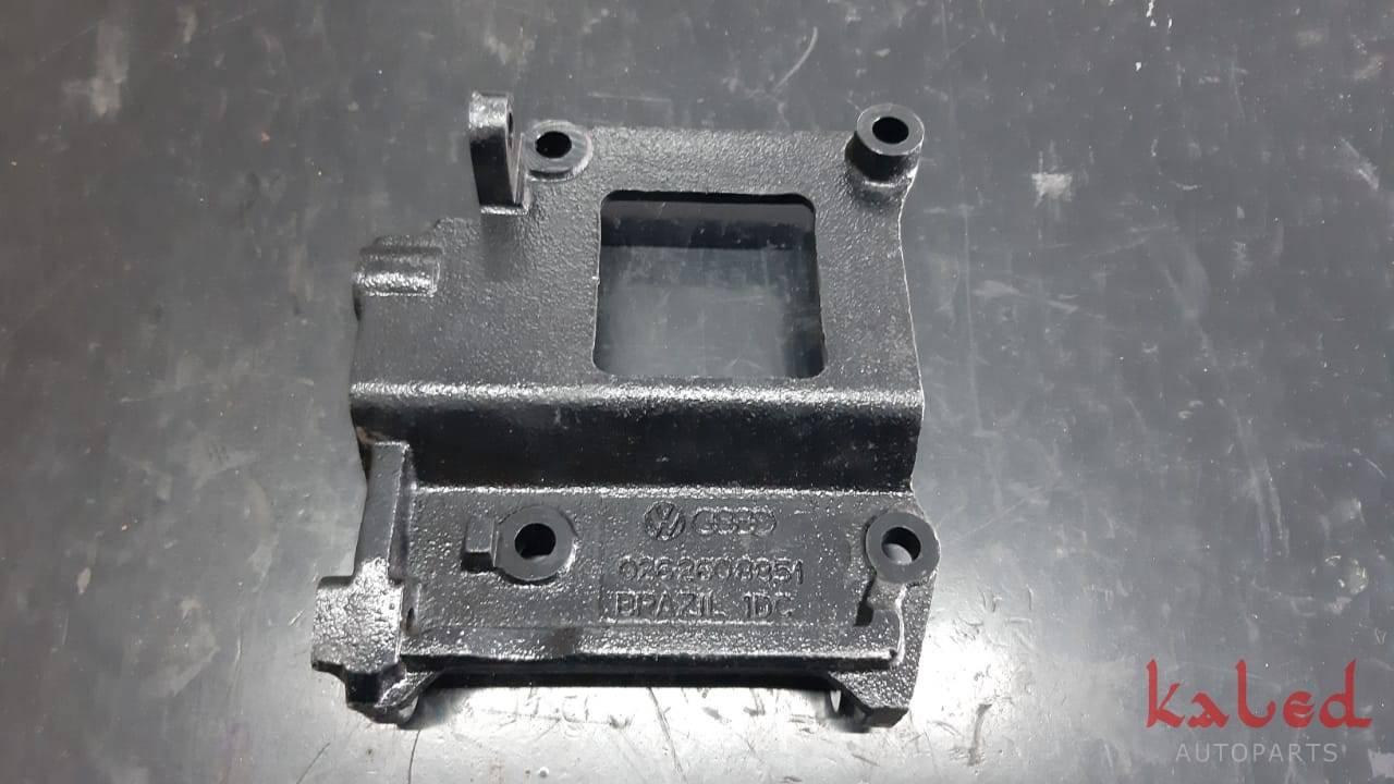 Suporte do compressor do ar condicionado linha Vw Santana - Kaled Auto Parts