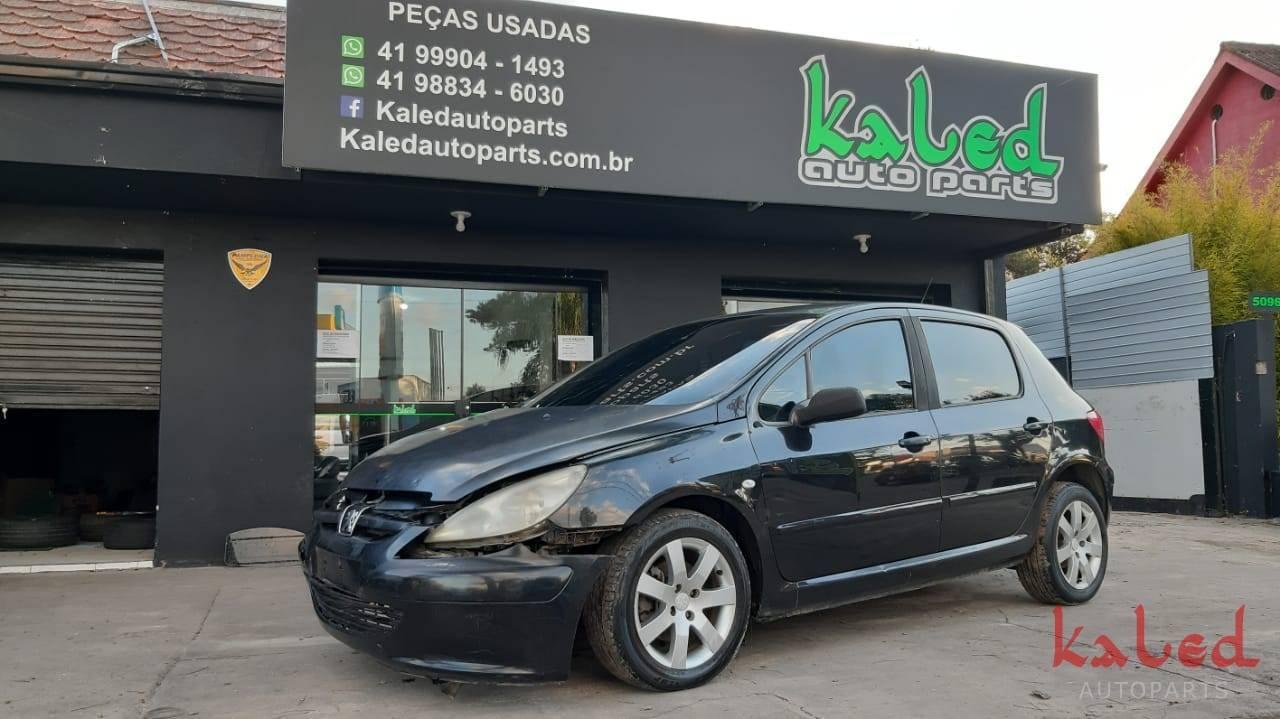 Sucata Peugeot 307 Feline 2.0 16v automatica  - Kaled Auto Parts