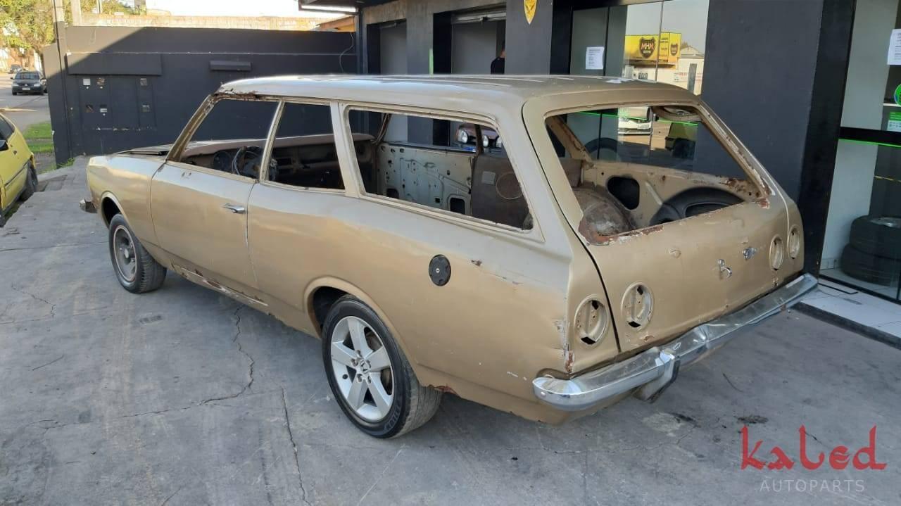 Sucata Gm Caravan Luxo 2.5 1978 venda de peças - Kaled Auto Parts