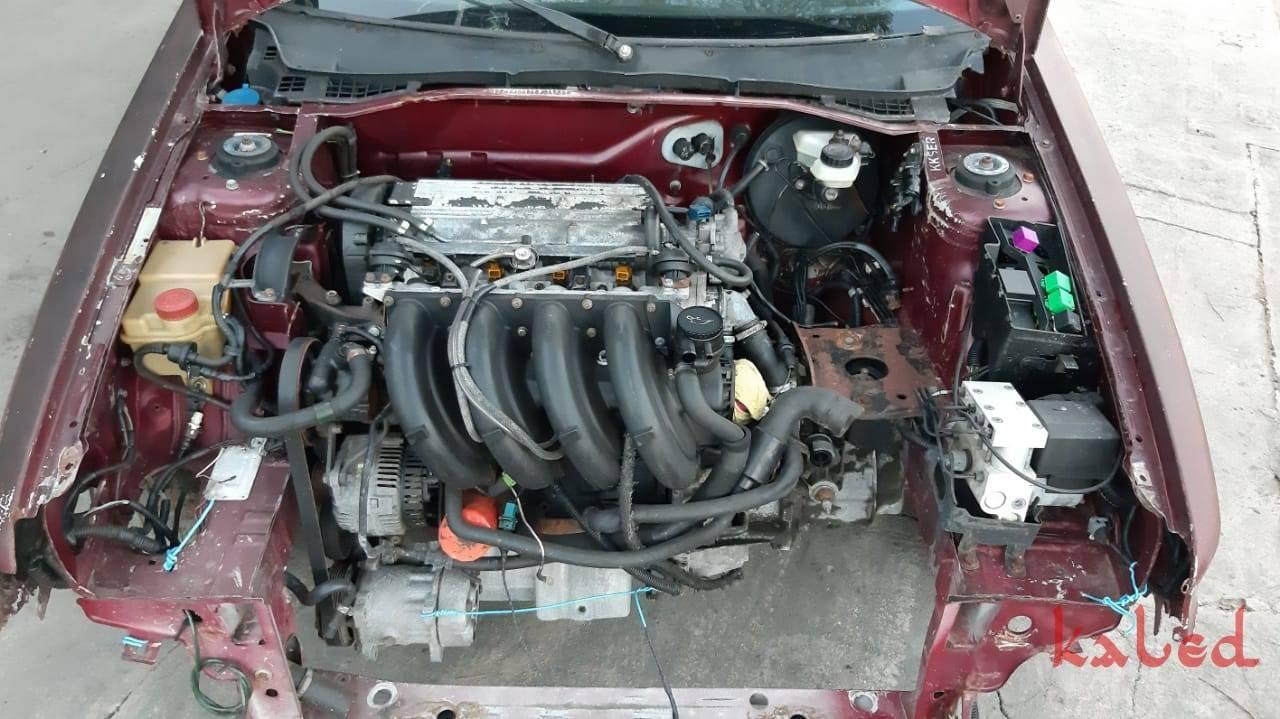 Sucata Citroen ZX 2.0 16v 1995 venda de peças - Kaled Auto Parts