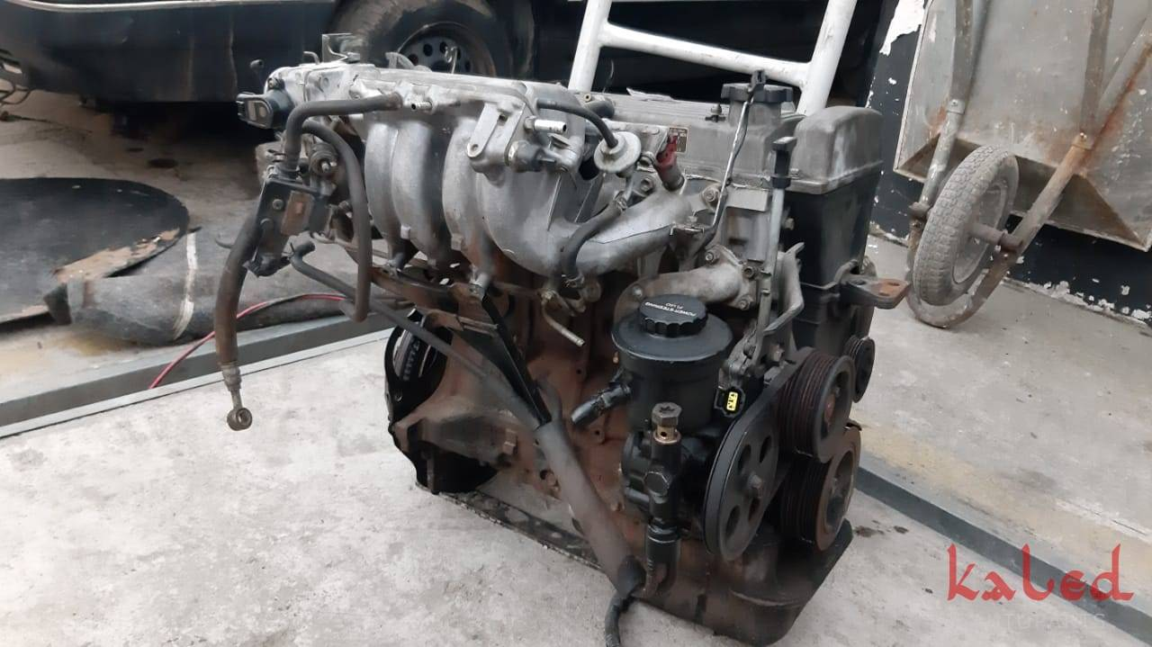 Motor Parcial Toyota Corolla 1.8 16v 1994 a 2002 - Kaled Auto Parts