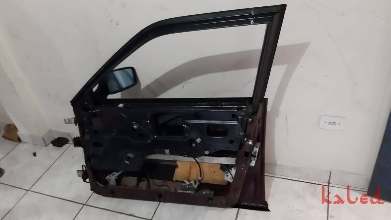 Porta dianteira direita Audi 80 1993 a 1996 - Kaled Auto Parts