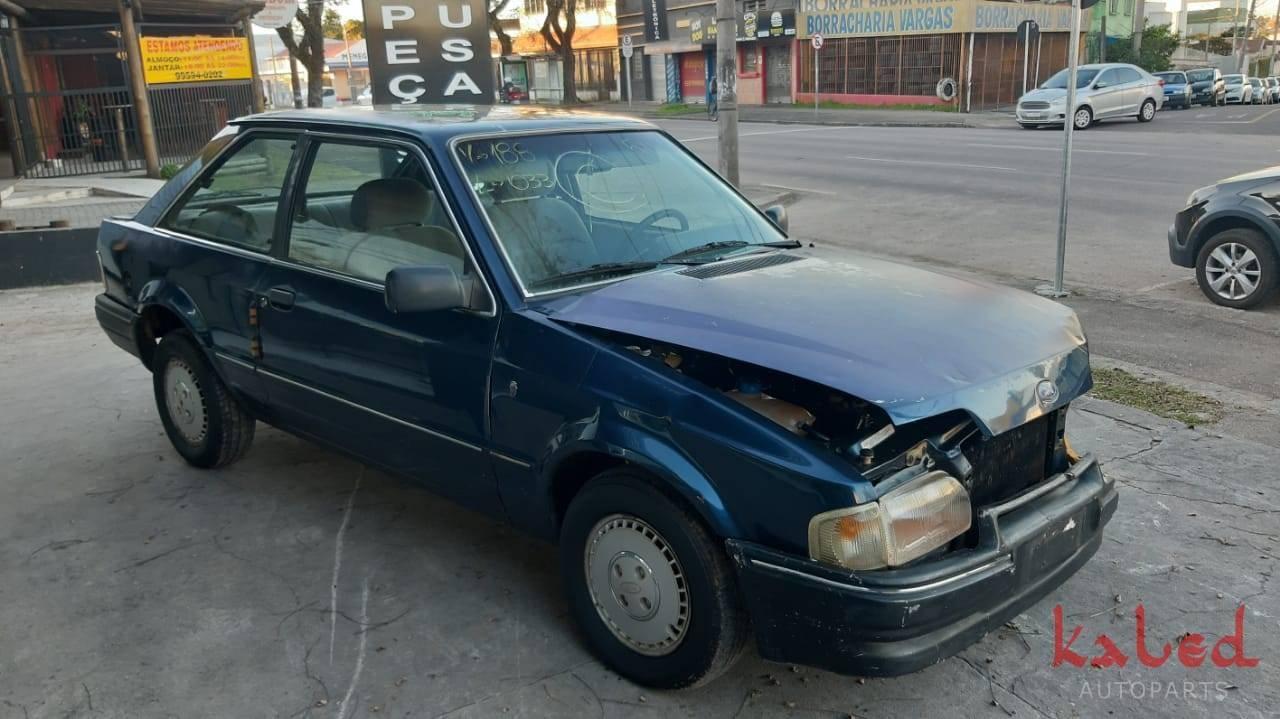 Sucata Ford Escort Guia AP 1.8 1991 ar condicionado venda de peças - Kaled Auto Parts