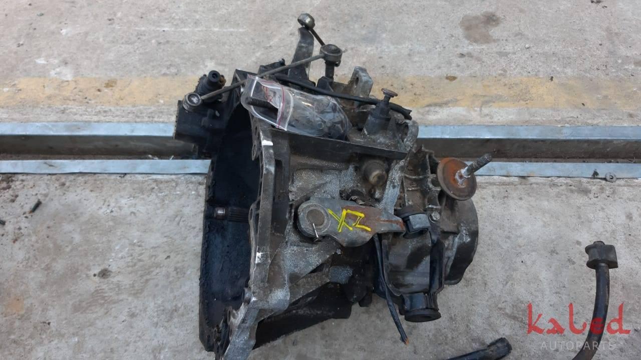 Caixa de câmbio Citroen ZX 2.0 16v 1995 - Kaled Auto Parts