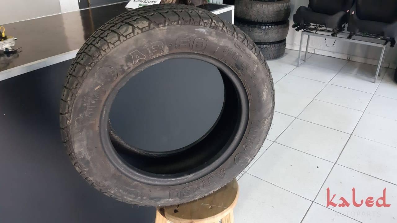 Pneu estepe Fate 185/60 14 de linha GM de época - Kaled Auto Parts