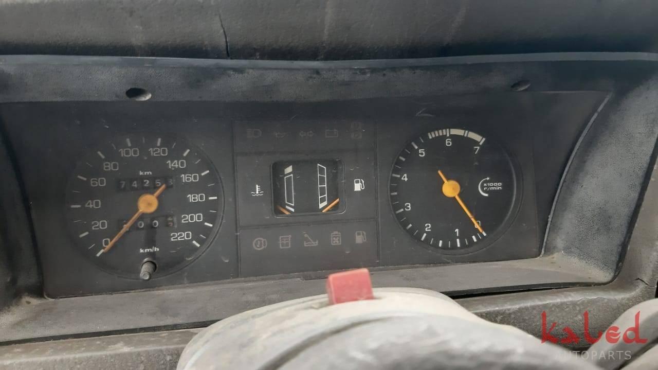 Sucata Ford Escort XR3 1984 CHT 1.6 venda de peças  - Kaled Auto Parts