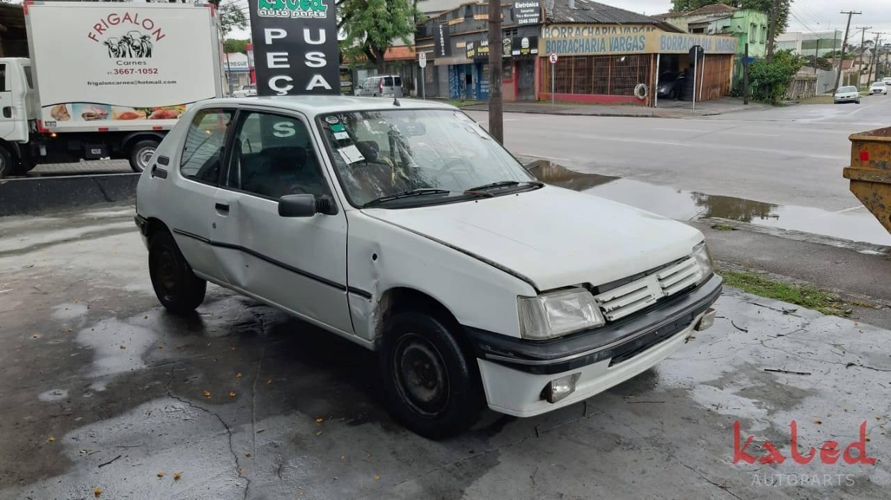 Sucata Peugeot 205 XSi 1997 venda de peças - Kaled Auto Parts