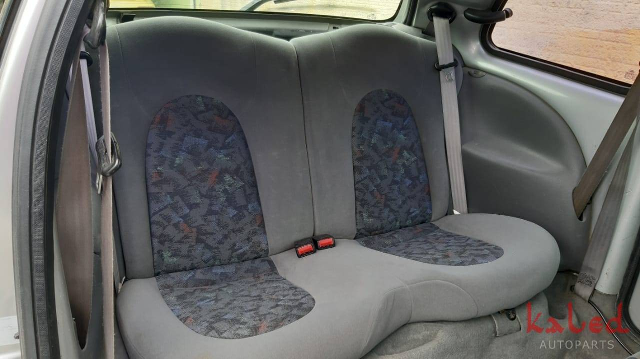 Sucata Ford Ka XR 1.6 2001 venda de peças - Kaled Auto Parts