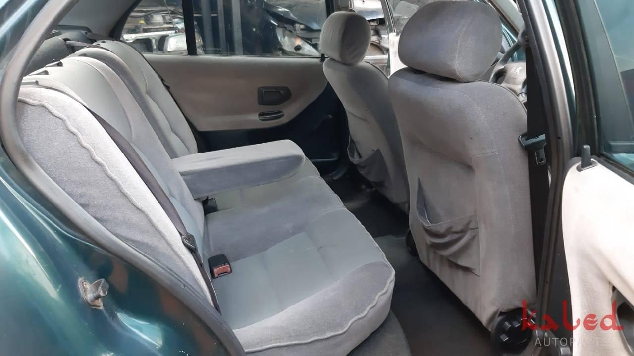 Sucata Peugeot 306 sedan 1.8 16v 99 venda de peças - Kaled Auto Parts