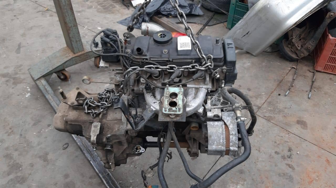 Motor Parcial Peugeot 205 xsi 1.4 - Kaled Auto Parts