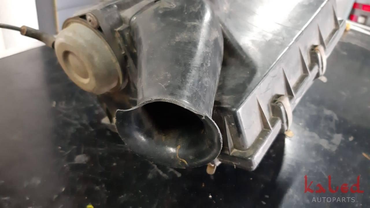 Caixa filtro de ar Vw Santana Versailles carburado 92 a 95 - Kaled Auto Parts