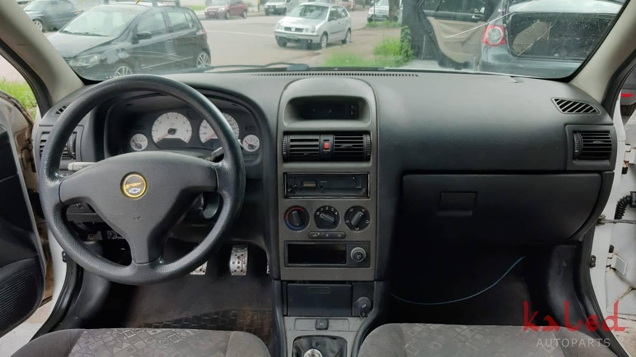 Sucata Gm Astra Sport 2001 2.0 MPFi venda de peças - Kaled Auto Parts