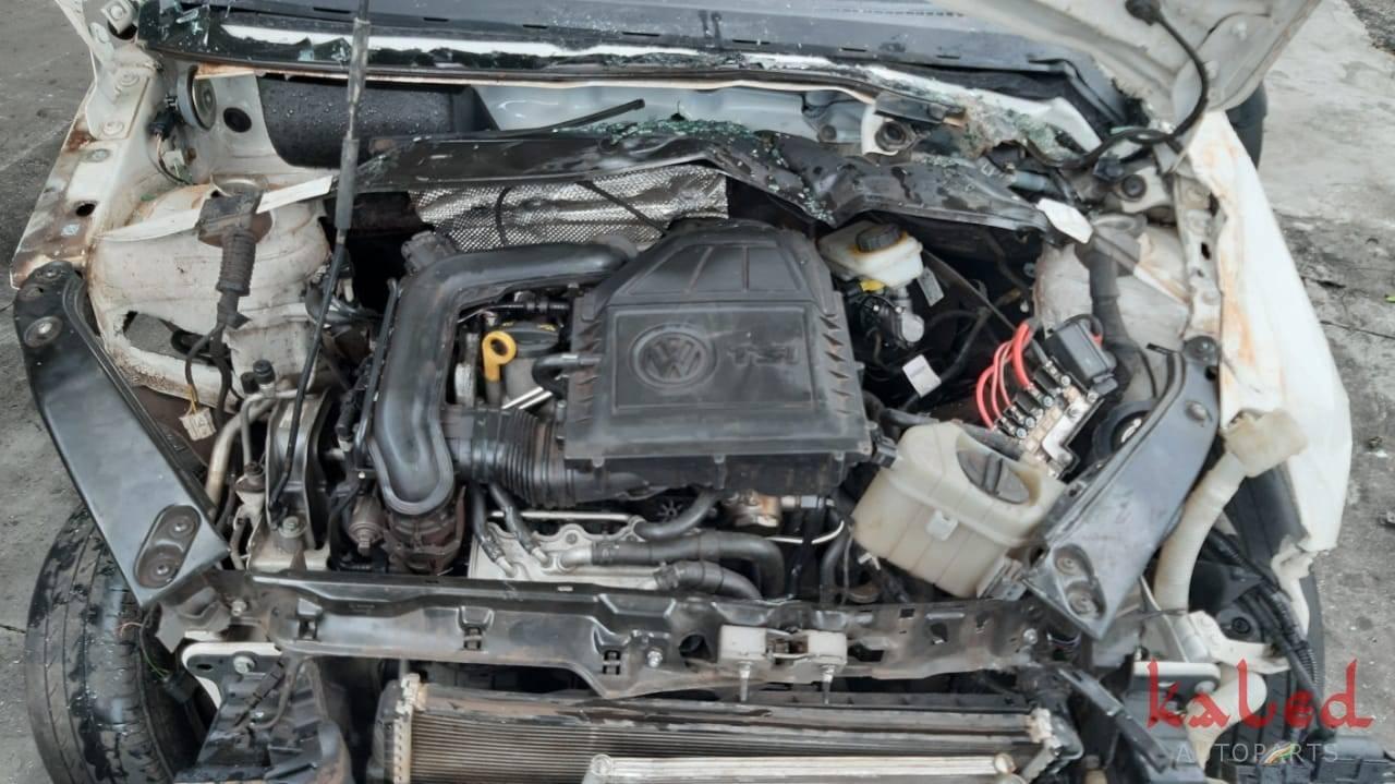 Sucata Vw Up TSi 2016 funcionando para venda de peças - Kaled Auto Parts