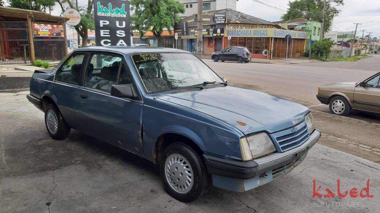 Sucata Gm Monza Classic Se 2.0 1990 venda de peças - Kaled Auto Parts