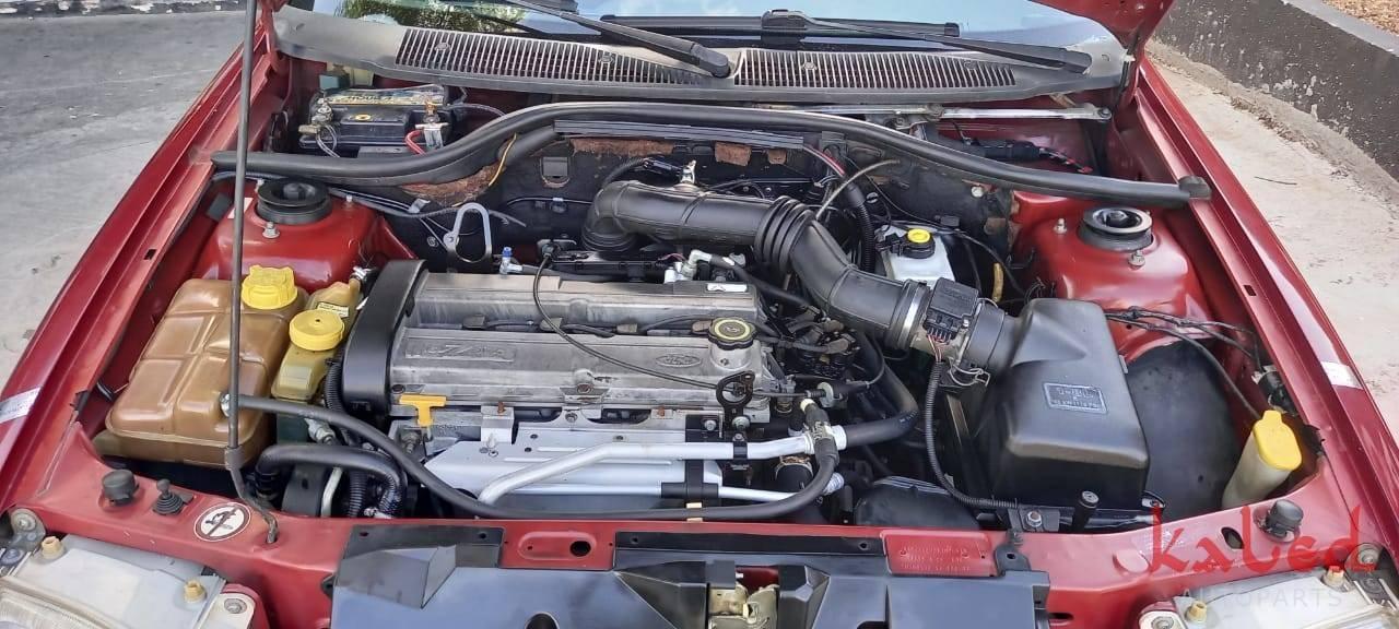 Sucata Ford Escort GLX 1.8 16v 1998 venda de peças - Kaled Auto Parts