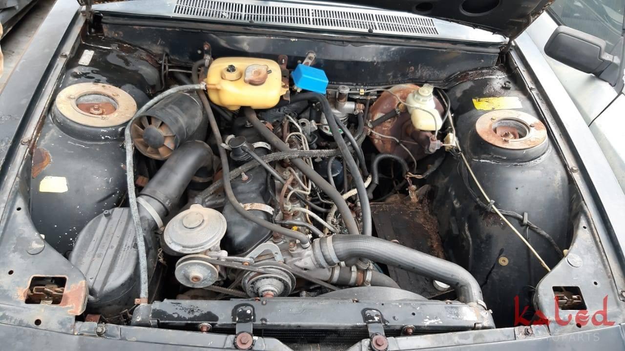Sucata Peugeot 504D 1995 para venda de peças - Kaled Auto Parts