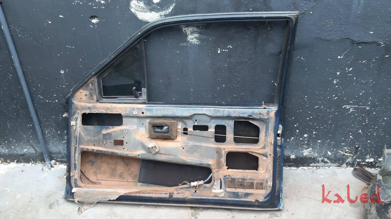 Porta dianteira direita Vw Santana Ford Versailles 2 portas até 96 - Kaled Auto Parts