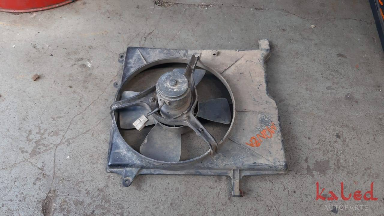 Ventoinha elétrica GM Monza 92 a 96 sem ar condicionado - Kaled Auto Parts
