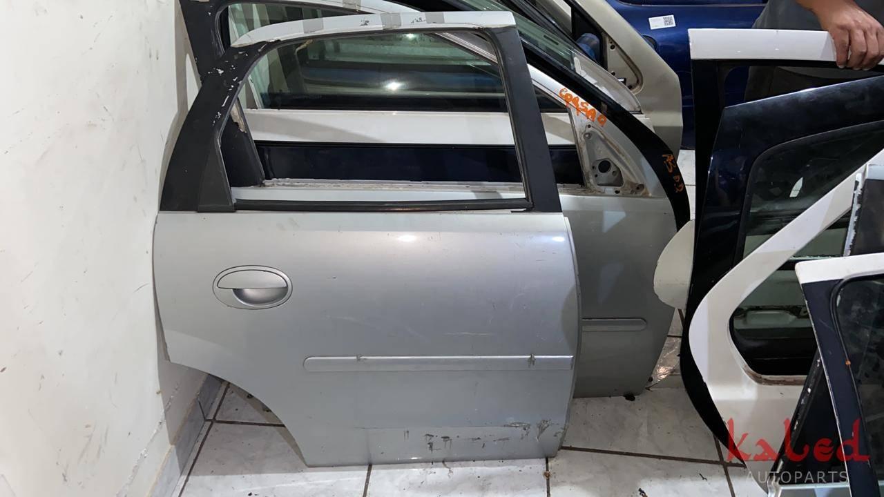 Porta traseira direita GM Corsao Montana 2002 a 2012 - Kaled Auto Parts