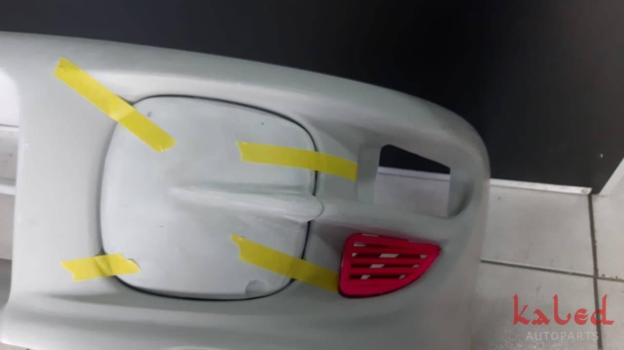 Gradinha parachoque réplica Subaru Impreza GT 99/2000 - Kaled Auto Parts
