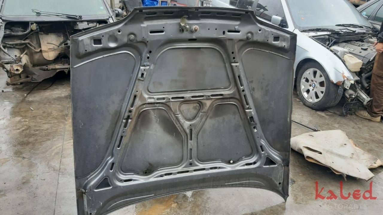 Capô dianteiro GM Ômega 1992 a 1997 - Kaled Auto Parts