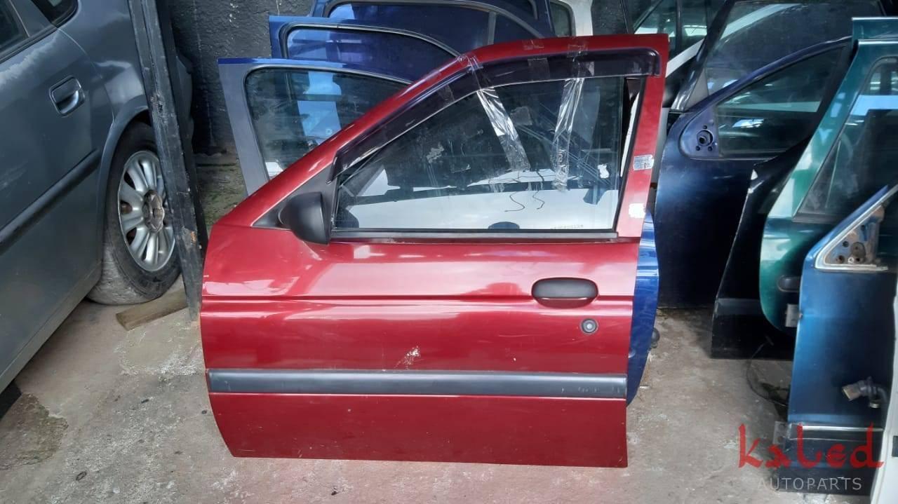 Porta dianteira esquerda Ford Escort Zetec 1997 a 2002 - Kaled Auto Parts