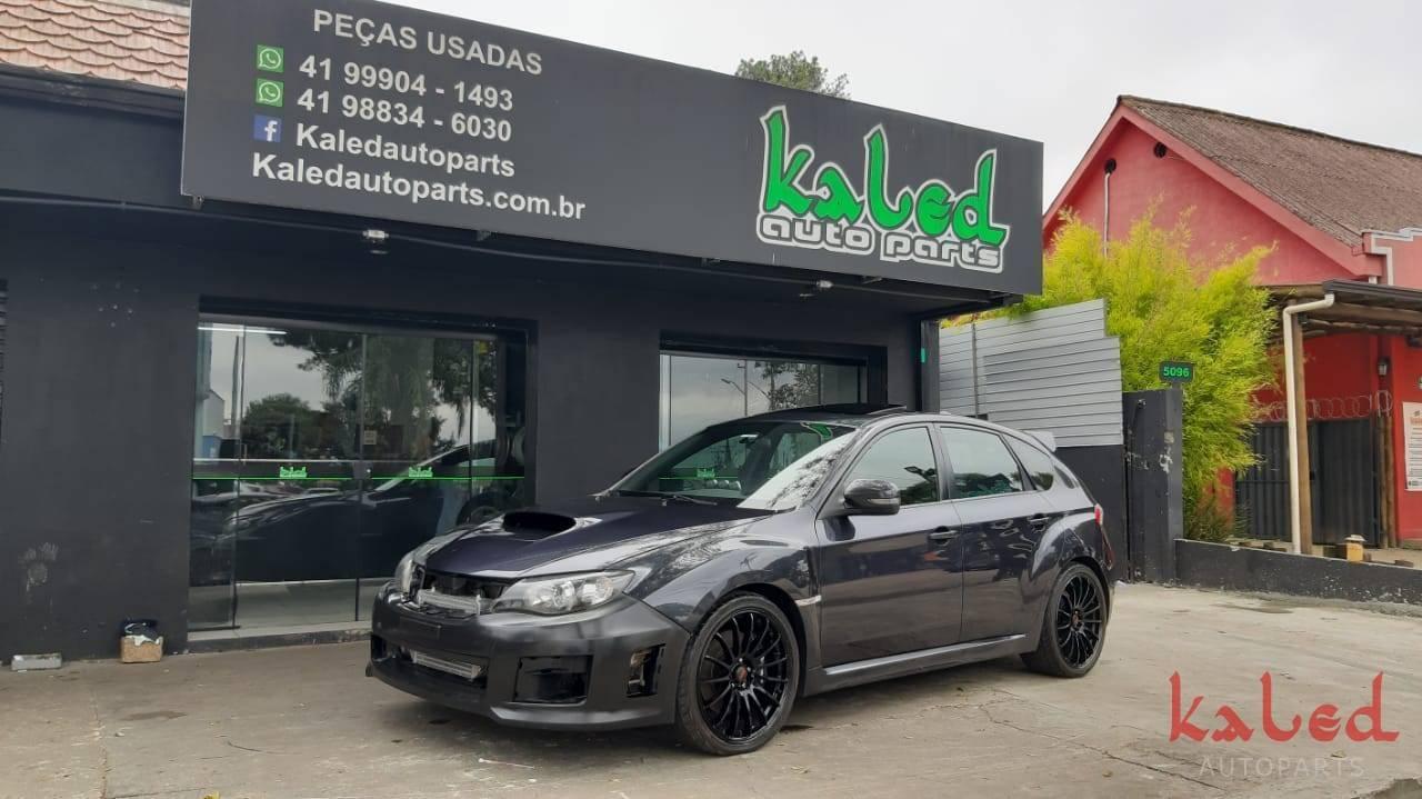 Sucata Subaru Impreza WRX STi 2.5 turbo venda de peças - Kaled Auto Parts