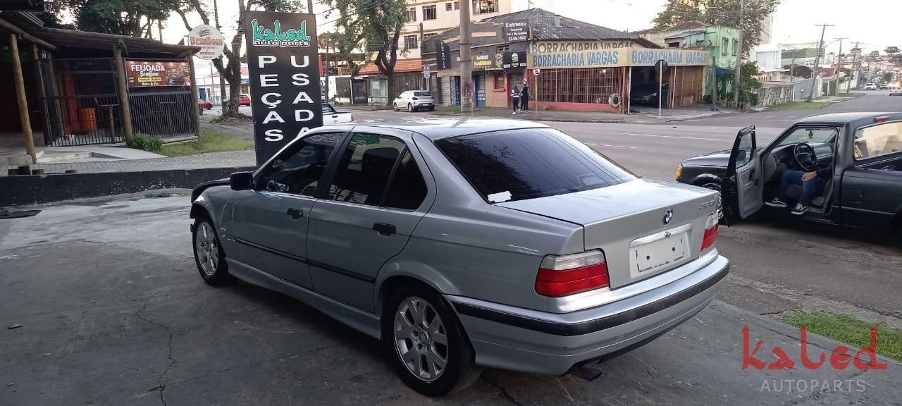 Sucata BMW 323i E36 1997/1998 venda de peças - Kaled Auto Parts