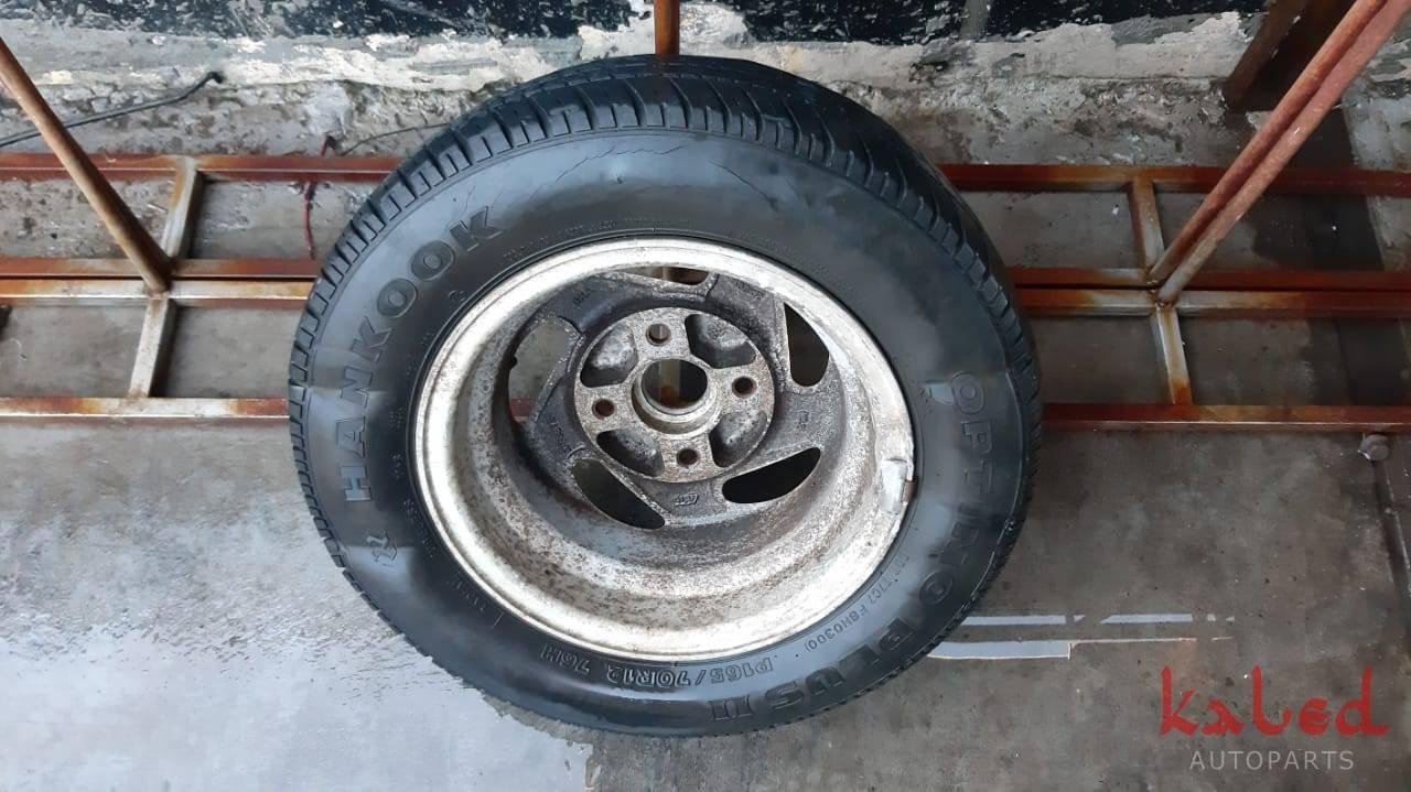 Roda avulsa aro 12 Ásia Towner 95 a 98 - Kaled Auto Parts